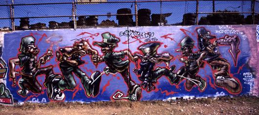 Graffiti LA