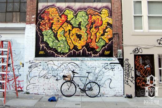 giant graffiti