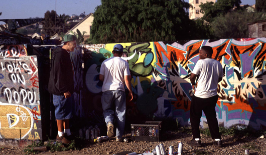 La Graffiti Writers
