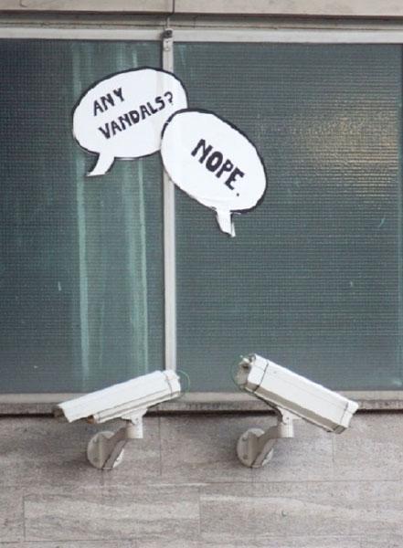 vandal security cameras