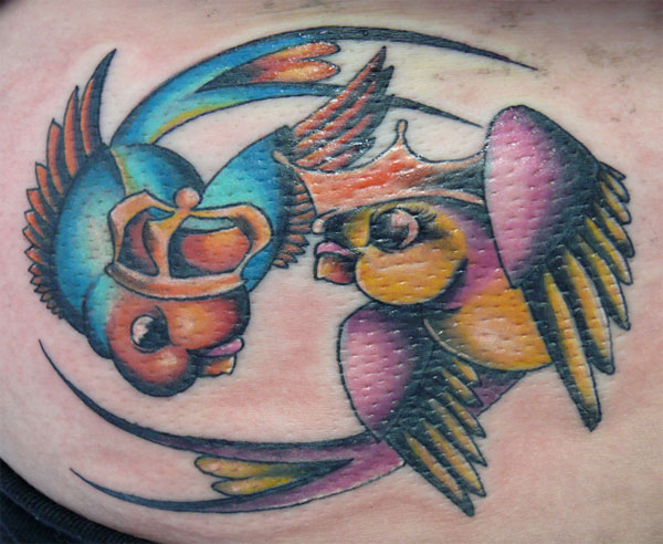 Size:1313x1191 - 156k: Bird Tattoo Drawings beautiful bird tattoo with