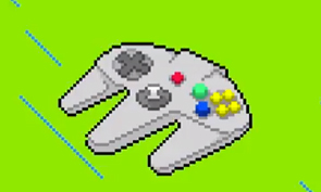 Relive the 90s in this 8-bit Video