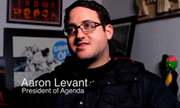 Aaron Levant Interview on the Agenda Trade Show