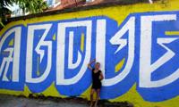 Above Graffiti Interview