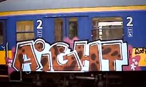5 Minutes Graffiti Video