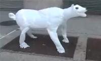 Joshua Allen Harris' Inflatable Sculptures
