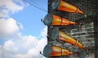 Antenna Telescope Street Art