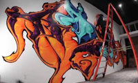 Augor for Ironlak Los Angeles