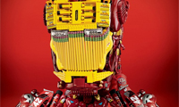 The Avengers Created with Everyday Objects