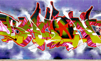 Bacon & Rath Graffiti Combined