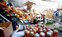 Bacon & Rons Graffiti Video