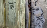 Melbourne loses its treasured Banksy