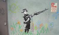 Banksy Crayon Shooter