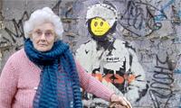 Banksy Reveals His Identity