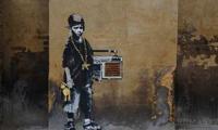Banksy Returns To London