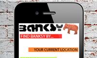 Banksy Location App