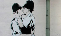 Video Piece on Banksy