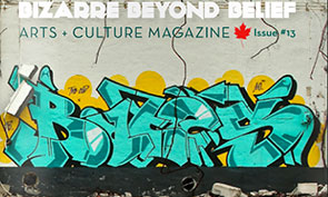 Bizarre Beyond Belief Issue 13