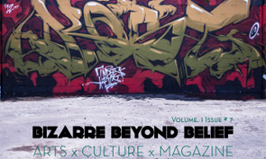 Bizarre Beyond Belief Issue #7