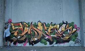 Berst Graffiti Interview