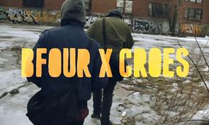 Bfour & Croes Graffiti Video