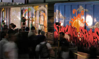 Balcones Burner Bash Graffiti Competition
