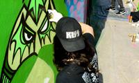 Bigfoot Graffiti Video Interview