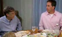 Bill Gates and Jerry Seinfeld Ad