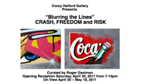 Blurring the Lines Art Show