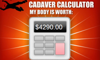 How Much Is Your Body Worth?