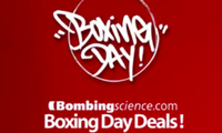 Bombing Science Boxing Day Sale