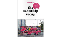 Bombing Science Graffiti Magazine November Issue