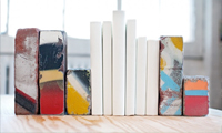 Pascal Paquette Graffiti Bookends