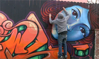 Boxr Graffiti Video