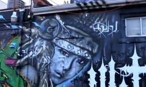 Calgary Graffiti Jam
