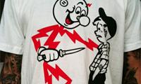 Cameo Reddy Kilowatt T-Shirts