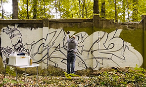 Can 2 Graffiti Video