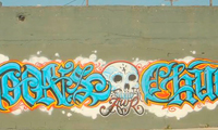 Mister Cartoon & Chunk Graffiti Video