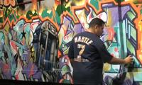 Ces vs Serve Graffiti Battle