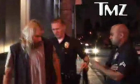 Chad Muska Arrested for Graffiti