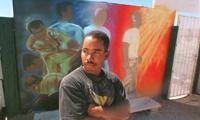 Chaka Graffiti Art Show