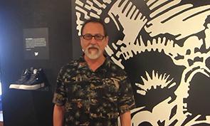 Chaz Bojorquez, Division & Converse
