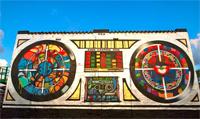 Chor Boogie & Erni Vales Mural