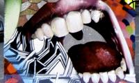 Chor Boogie Paints Berlin Wall