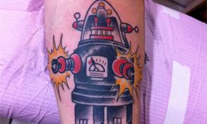 Tattoo Tuesday No. 238
