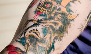 Tattoo Tuesday No. 129