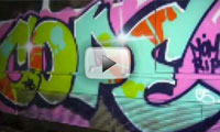 Cope2 Graffiti Video Montage