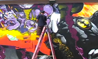 Czer & Eyesr Graffiti Video