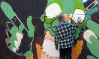 Czer UCA Graffiti Video