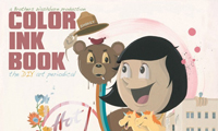 Dabs & Myla Coloring Book